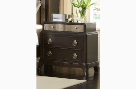 Manhattan Sable Nightstand