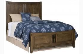 Bedford Park Panel Bed
