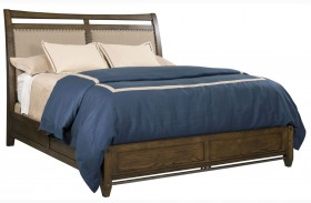 Bedford Park Sleigh Bed