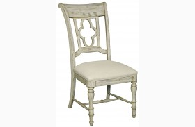 Weatherford Cornsilk Side Chair Set of 2