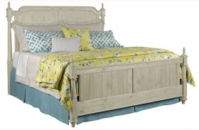 Weatherford Cornsilk Westland Bed