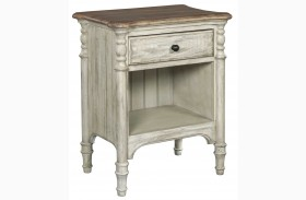 Weatherford Cornsilk Nightstand