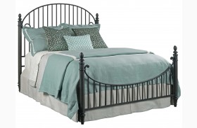Weatherford Cornsilk Catlins Metal Bed