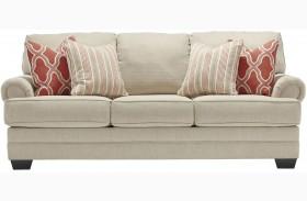 Sansimeon Stone Finish Sofa
