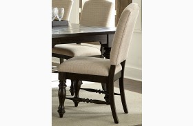 Southern Pines Bark Dining Chair Set of 2