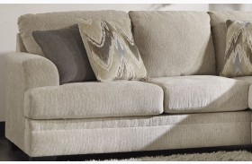 Ameer Sand Finish LAF Loveseat