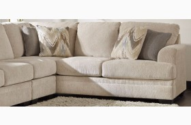 Ameer Sand Finish RAF Sofa