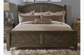 Modern Country Poster Bed