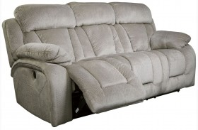 Stricklin Pebble Finish Reclining Sofa