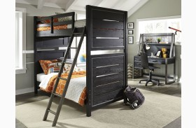Graphite Bunk Bed
