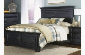 Carrington II Panel Bed