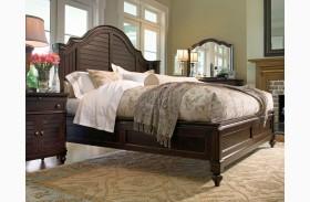 Paula Deen Home Tobacco Steel Magnolia Bed