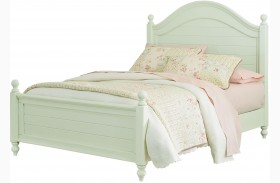 Camellia Mint Green Youth Poster Bed