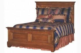 Tuscano Panel Bed