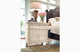 Paula Deen Home 1 Drawer Door Nightstand