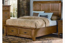Timber Mill Oak Timber Storage Bed