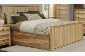 Adamstown Natural Storage Bed