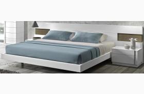 Amora Platform Bed