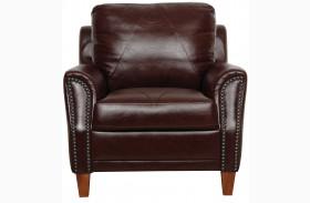 Austin Italian Leather Chair