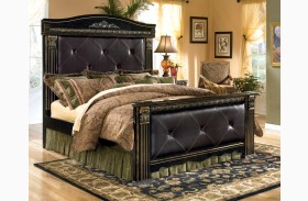 Coal Creek Mansion Bed