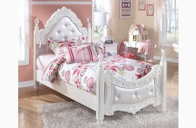Exquisite Poster Bed With Trundle