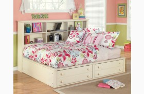 Cottage Retreat Youth Bedside Storage Bed
