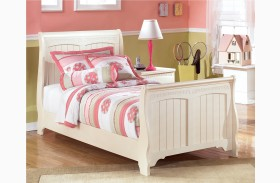 Cottage Retreat Youth Sleigh Bed