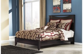 Zanbury Panel Bed