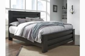 Brinxton Black Poster Bed