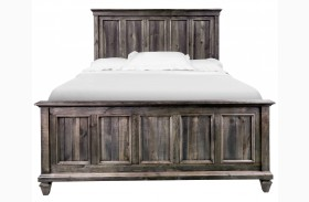 Calistoga Panel Bed