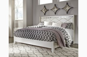 Dreamur Champagne Panel Bed