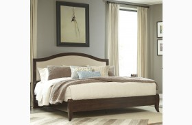 Corraya Panel Bed