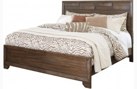 Mydarosa Panel Bed