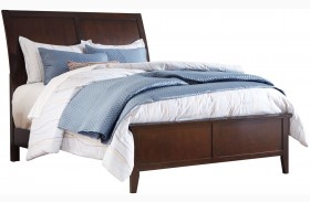 Evanburg Sleigh Bed