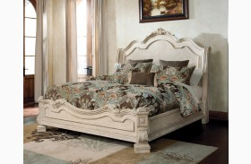 Ortanique Sleigh Bed