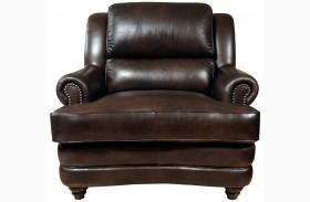 Bentley Italian Leather Chair