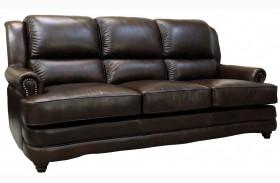 Bentley Italian Leather Sofa