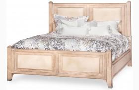 Biscayne West Sand Panel Bed