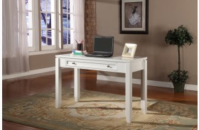 Boca Cottage White Writing Desk