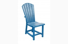 Generations Blue Dining Side Chair