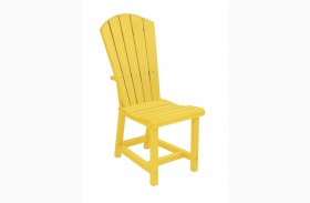 Generations Yellow Dining Side Chair