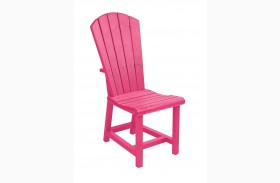 Generations Fuschia Dining Side Chair