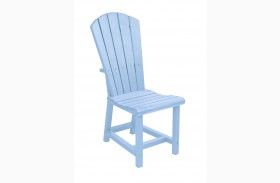 Generations Sky Blue Dining Side Chair