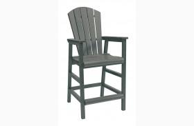 Generations Slate Dining Pub Arm Chair