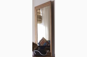 Common Sense Salem Maple Mirror