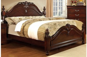 Mandura Cherry Poster Bed