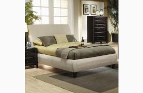 Phoenix Fabric Platform Bed