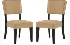 Gavelston Dining Upholstered Side Chair Set of 2