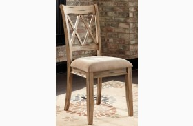 Mestler Upholstered Side Chair Set of 2