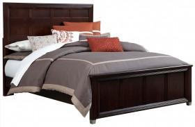 Eastlake 2 Panel Bed
